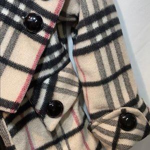 Cuccumber Jackets & Coats - Cuccumber  Stylish Peacoat Little Girls 16